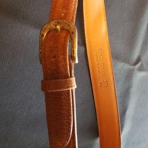 Brown Cole Haan Belt